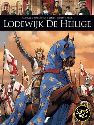 Zij schreven geschiedenis 11 – Lodewijk de Heilige