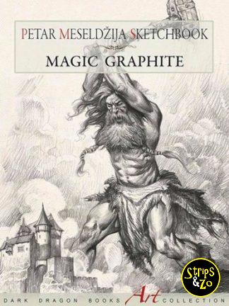 Artbook – Petar Meseldzija – Magic Graphite
