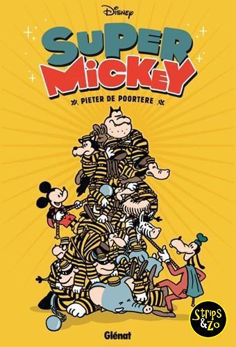 mickey mouse door 6