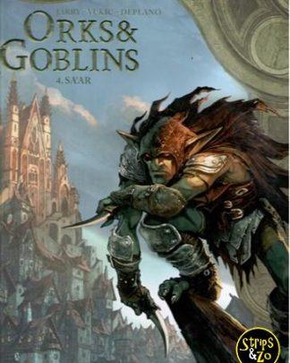 orcs en goblins 4