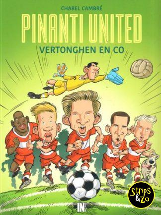 Pinanti United 4 – Vertonghen en Co