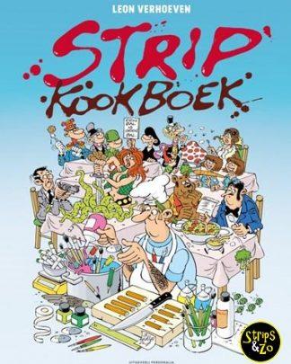 stripkookboek