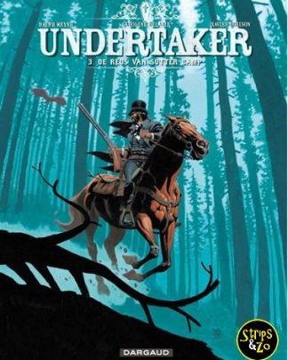 Undertaker 3 - De reus van Sutter Camp