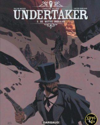 Undertaker 5 - De witte Indiaan