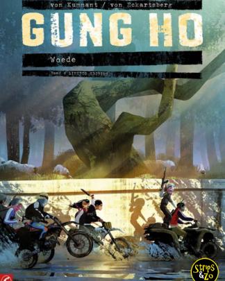 gung ho limited edition 4