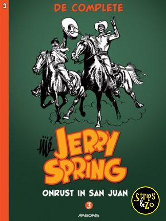 Jerry Spring – Compleet 3 LUXE – Onrust in San Juan