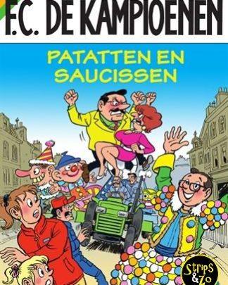 FC De Kampioenen 105 - Patatten en saucissen!