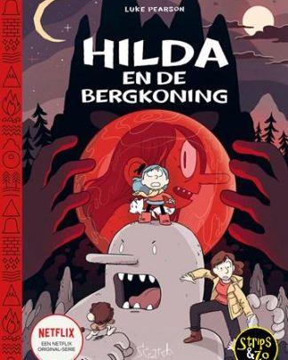 Hilda 6 Hilda en de bergkoning