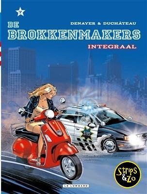 Brokkenmakers, de – Integraal 7