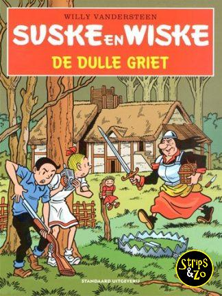 Suske en Wiske – Museum Mayer van den Bergh – De Dulle Griet