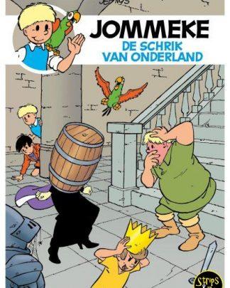 Jommeke 298 - De schrik van Onderland