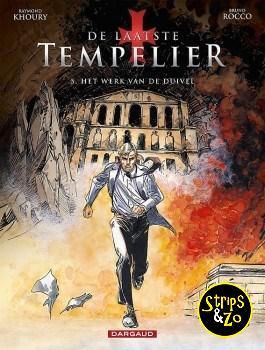 Laatste Tempelier 5 - Het werk van de Duivel