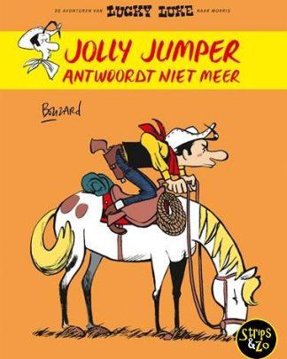 Lucky Luke - Door... 2 - Jolly Jumper antwoordt niet meer