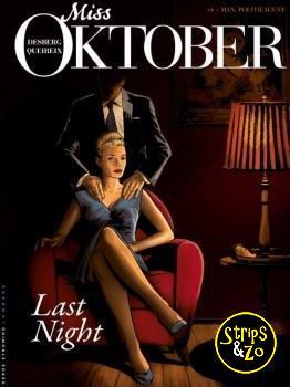 Miss Oktober 4 - Man, politieagent