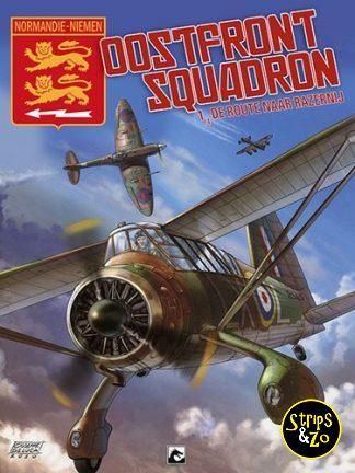 Normandie-Niemen: Oostfront Squadron 1 – De route naar razernij