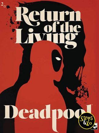 Deadpool – Return of the living Deadpool 1/2