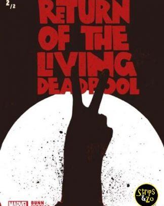 return of the living deadpool 2