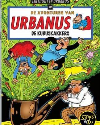 urbanus 187 De kubuskakkers