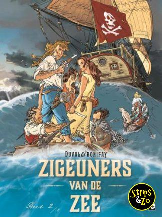 Zigeuners van de zee 2