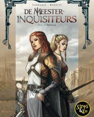 Meester-Inquisiteurs, de 8 - Synillia
