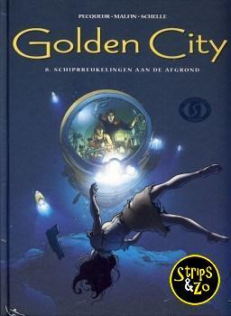 Golden City 8 - Schipbreukelingen aan de afgrond