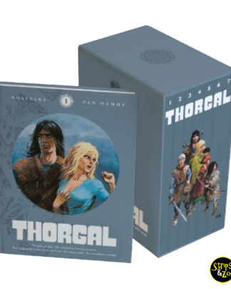 Thorgal box integraal