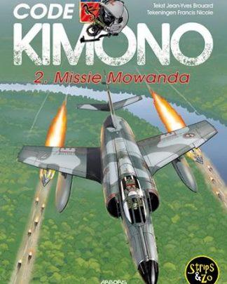 code kimono 2 Missie Mowanda