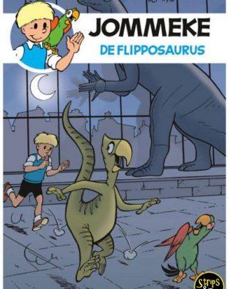 Jommeke 299 - De flipposaurus