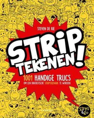 Striptekenen! 1001 handige trucs