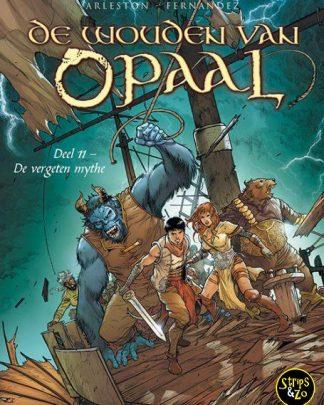 Wouden van Opaal 11 - De vergeten mythe