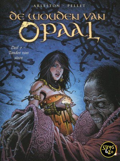 Wouden van Opaal 7 - Tanden van steen