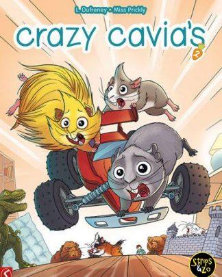 crazy cavias 2