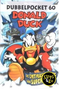 donald duck dubbelpocket 60