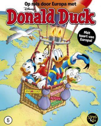 donald duck op reis door europa 5 scaled