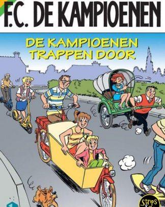 FC De Kampioenen 108 - De Kampioenen trappen door