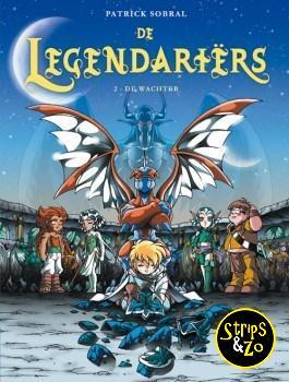 Legendariërs, De 2 - De wachter
