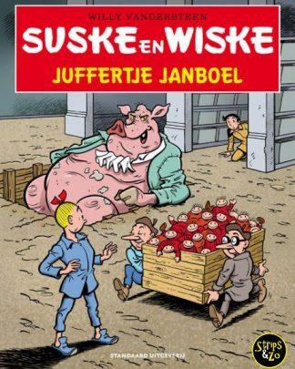 suske en wiske in het kort 15 Juffertje Janboel