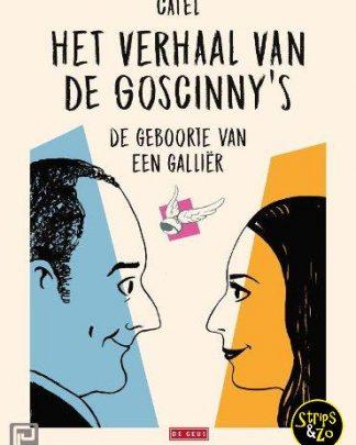 verhaal van de goscinnys