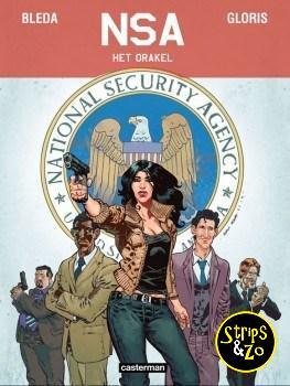 NSA 1 - Het orakel