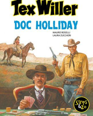 Tex Willer Classics 13 Doc Holliday scaled