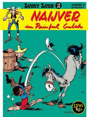 lucky luke 19 Naijver in Painful Gulch