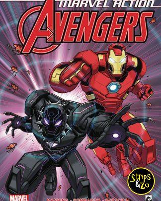 Marvel Action - Avengers 3 - De angstvreter