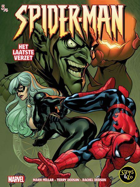 spider man 5 (Millar/Dodson)