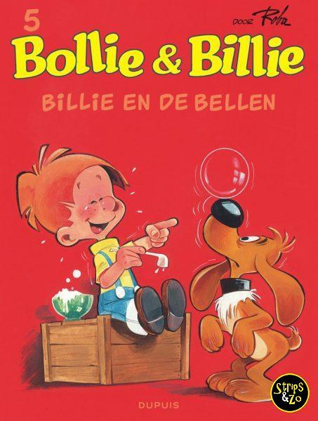 BOLLIE EN BILLIE 5 Billie en de bellen