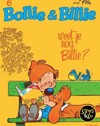 BOLLIE EN BILLIE 6 Weet je nog Billie