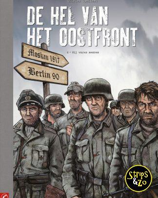 De Hel van het Oostfront 4 collectors edition Wij Waren Mensen