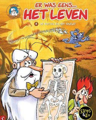 Er was eens... Het leven 3 De botten en het skelet