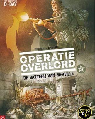 Operatie Overlord 3 De batterij van Merville