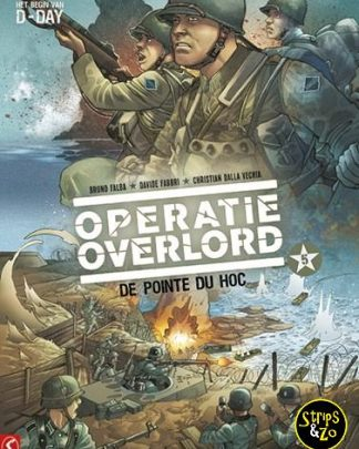 Operatie Overlord 5 De Pointe du Hoc
