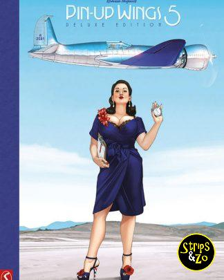 Pin Up Wings 5 Collectors edition
